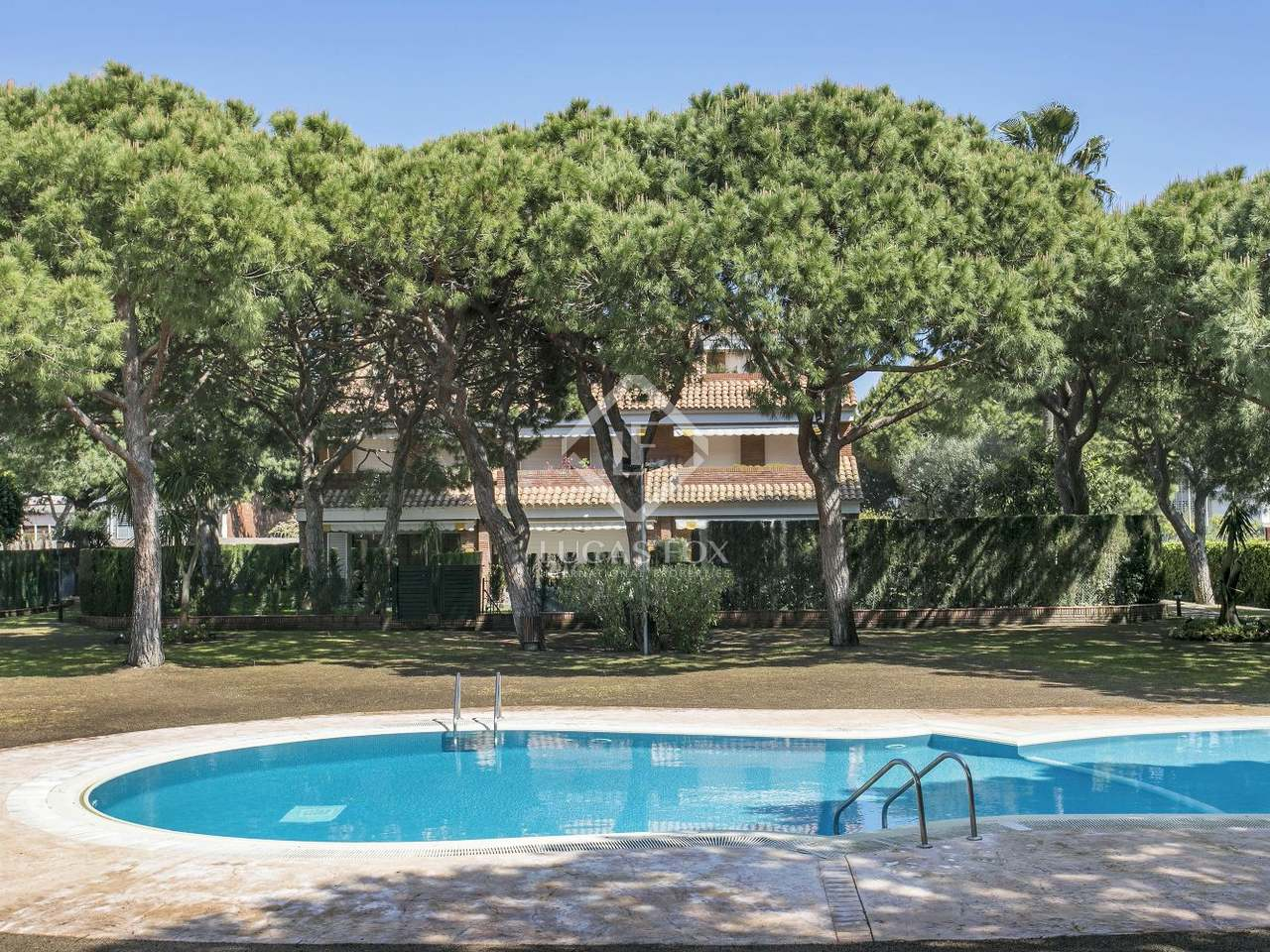 maison villa de 266m a vendre gav mar avec 204m de