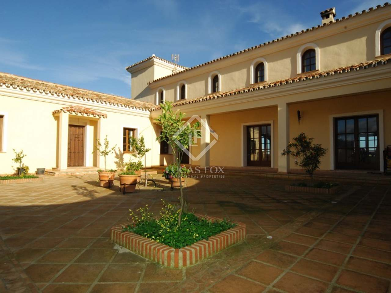 Equestrian Property For Sale Andalucia
