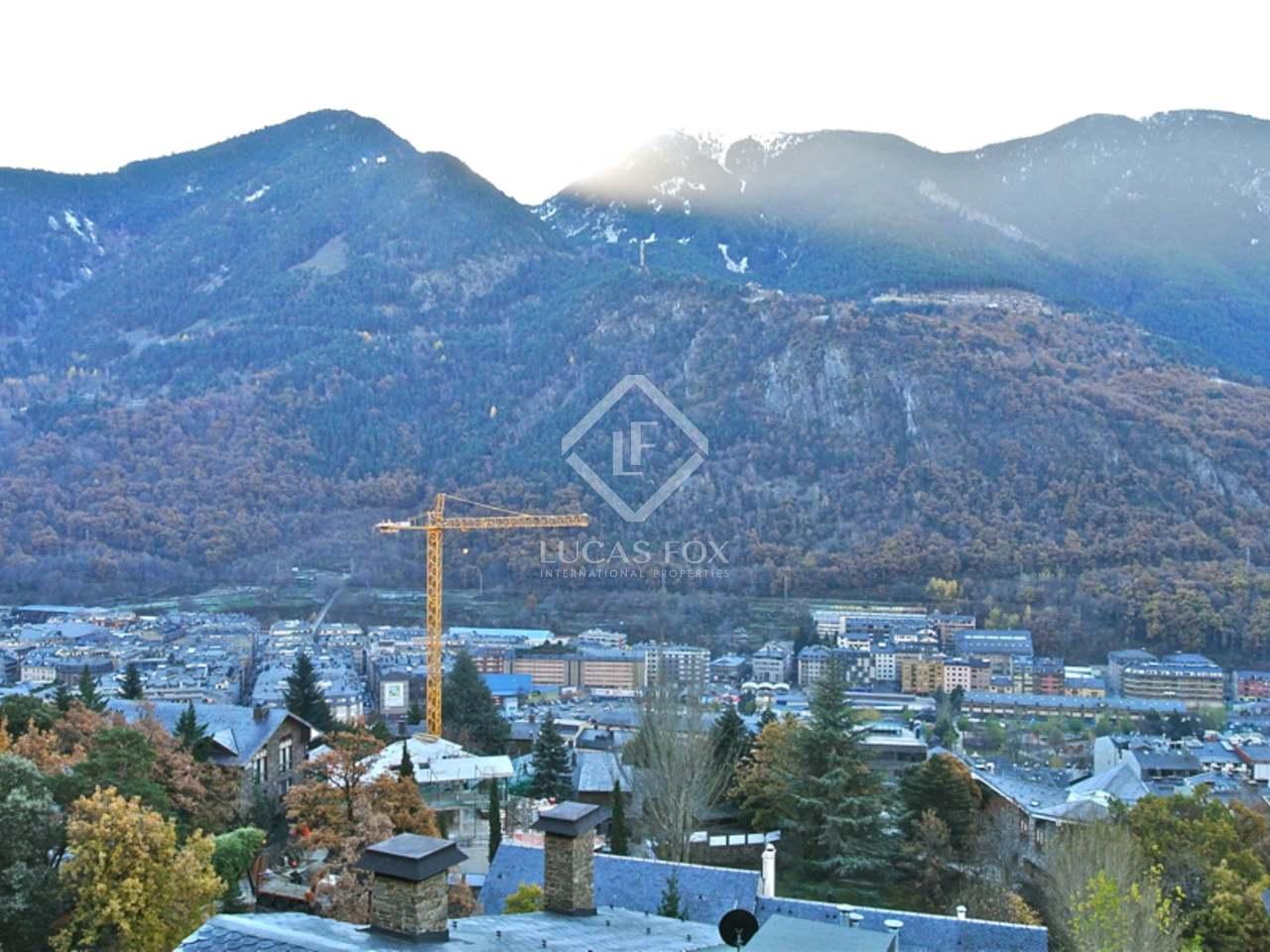 3 Bedroom Apartment For Sale In Andorra La Vella