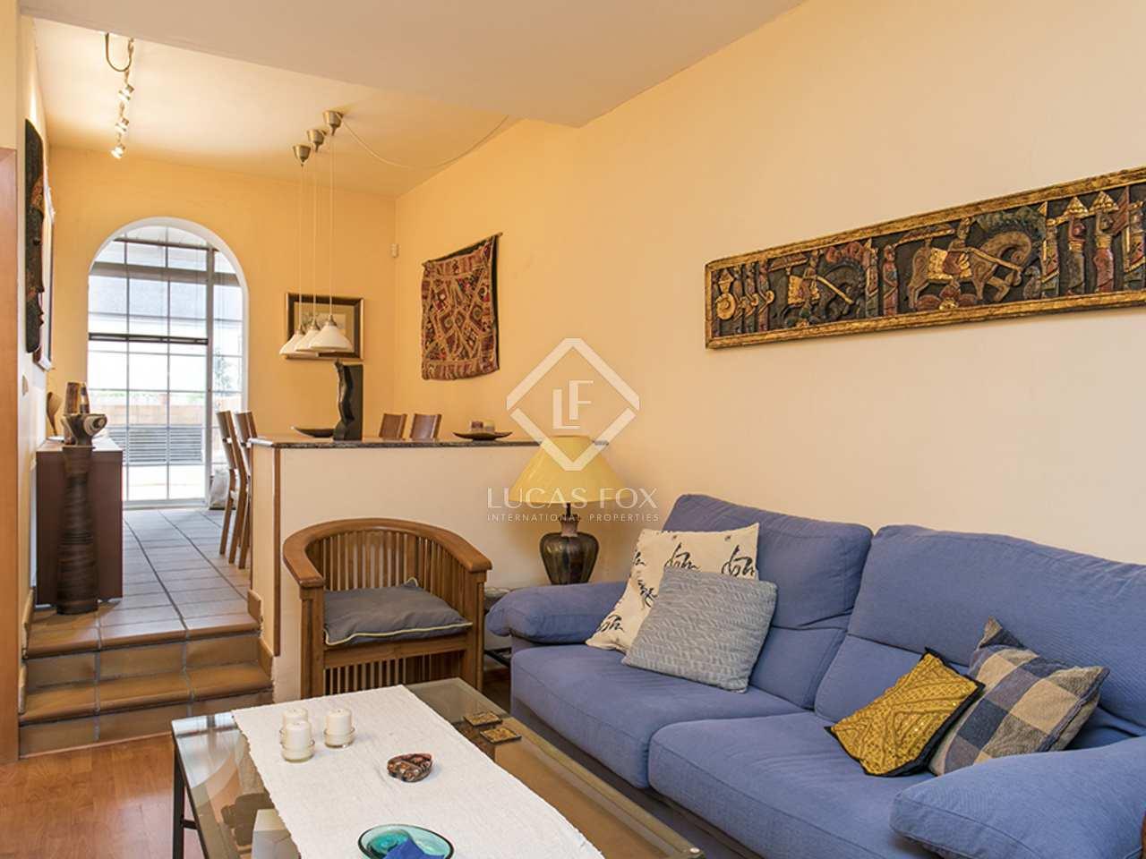 Appartement de 59m a vendre eixample gauche avec 38m for Chambre fabulous w barcelone