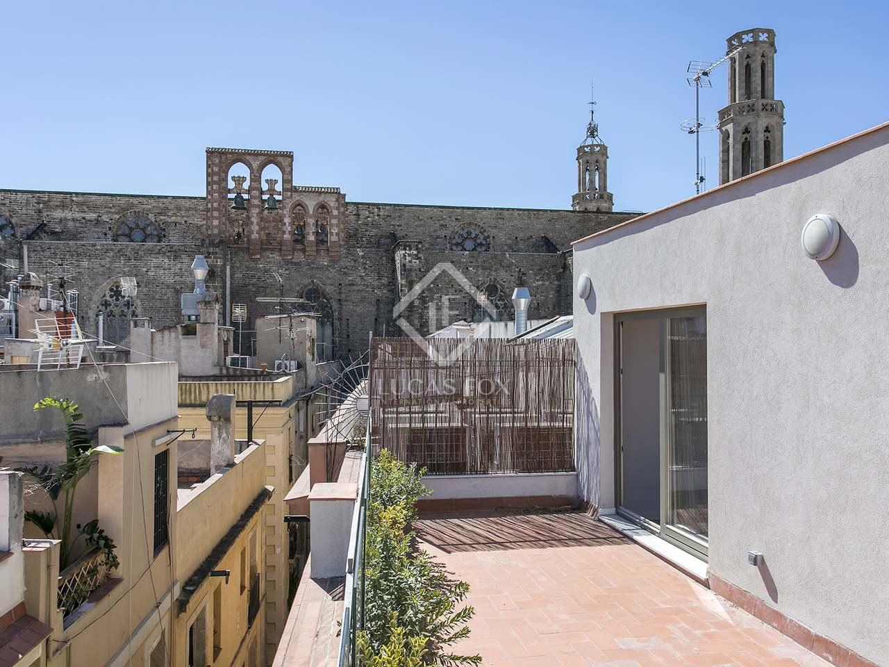Impresionante tico con terrazas en venta en el born for Terrazas 1280 a