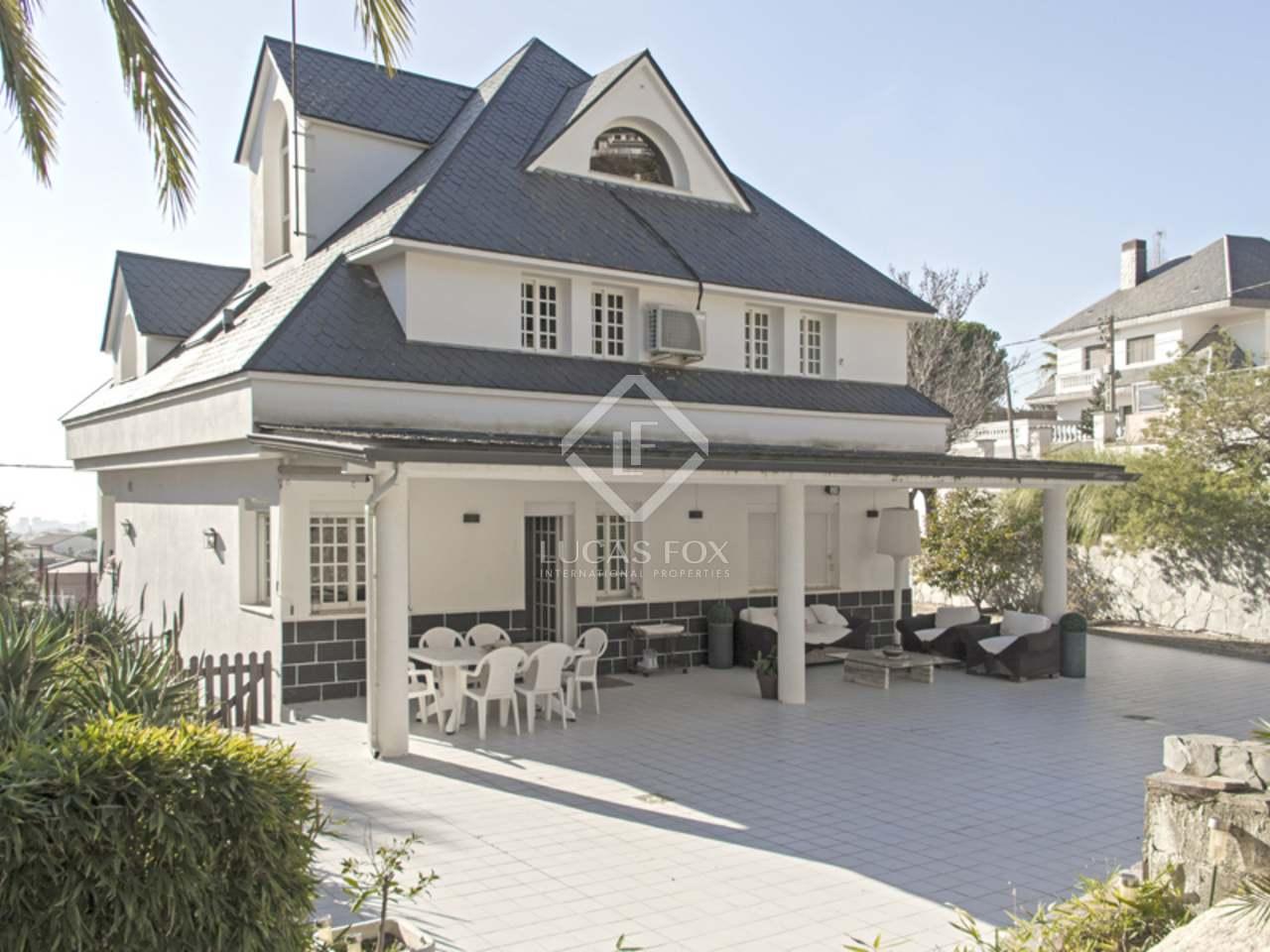 Casa en venta en el maresme en mas ram badalona cerca - Casa jardin badalona ...