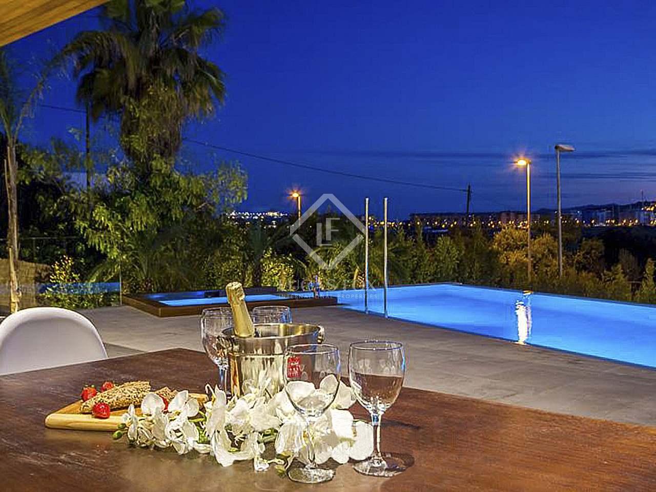 Villa de 600 m en venta en ibiza espa a for Ciudad jardin ibiza