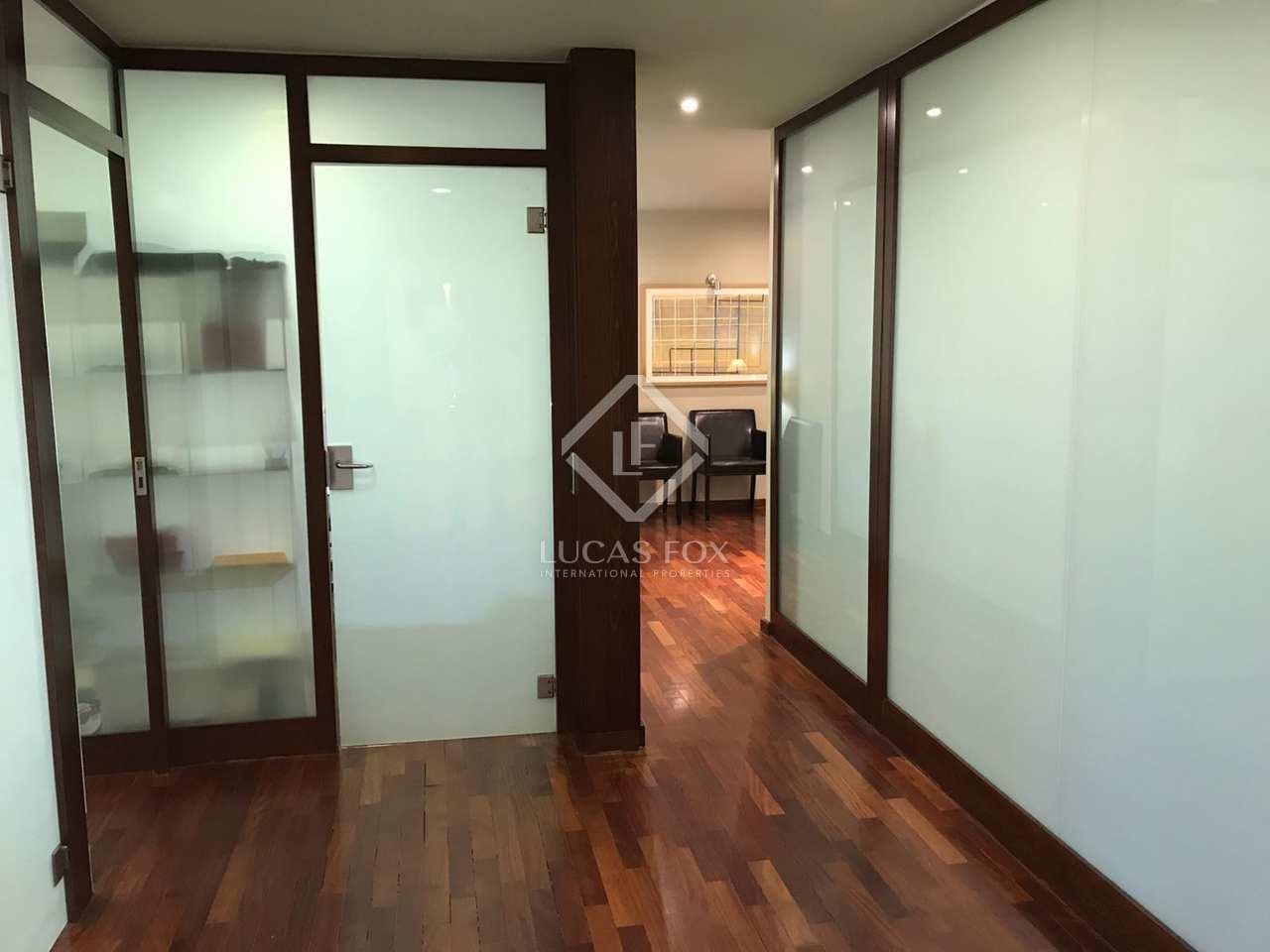 Apartamento de 210 m en venta en sant francesc valencia for Oficinas prop valencia