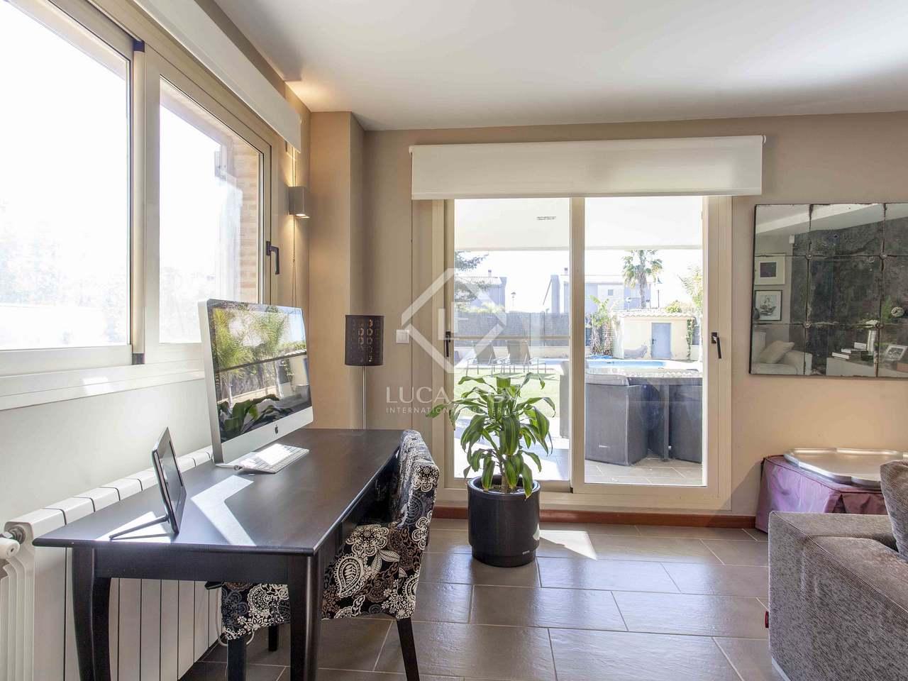 Casa de 352 m con 15 m de terraza en venta en b tera - Casas en betera ...