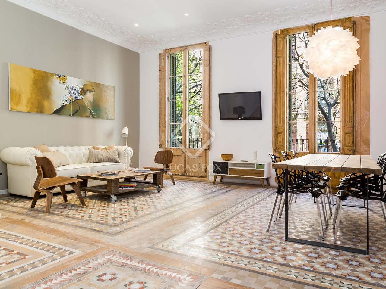 Apartment to buy in Eixample Right, Barcelona