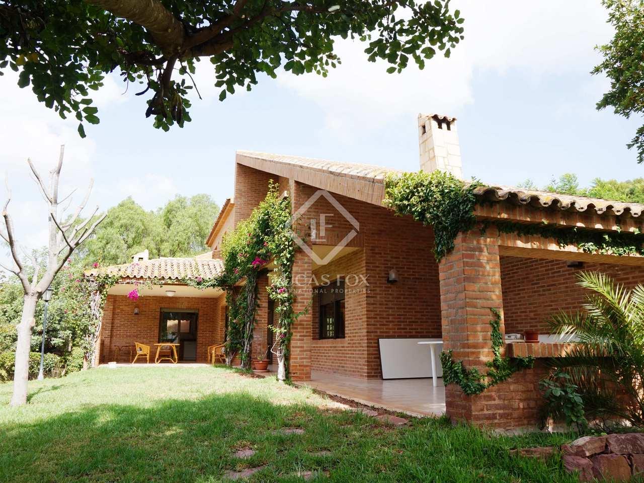 Maison villa de 550m a vendre puzol avec 450m de jardin for Jardin anglais caracteristiques