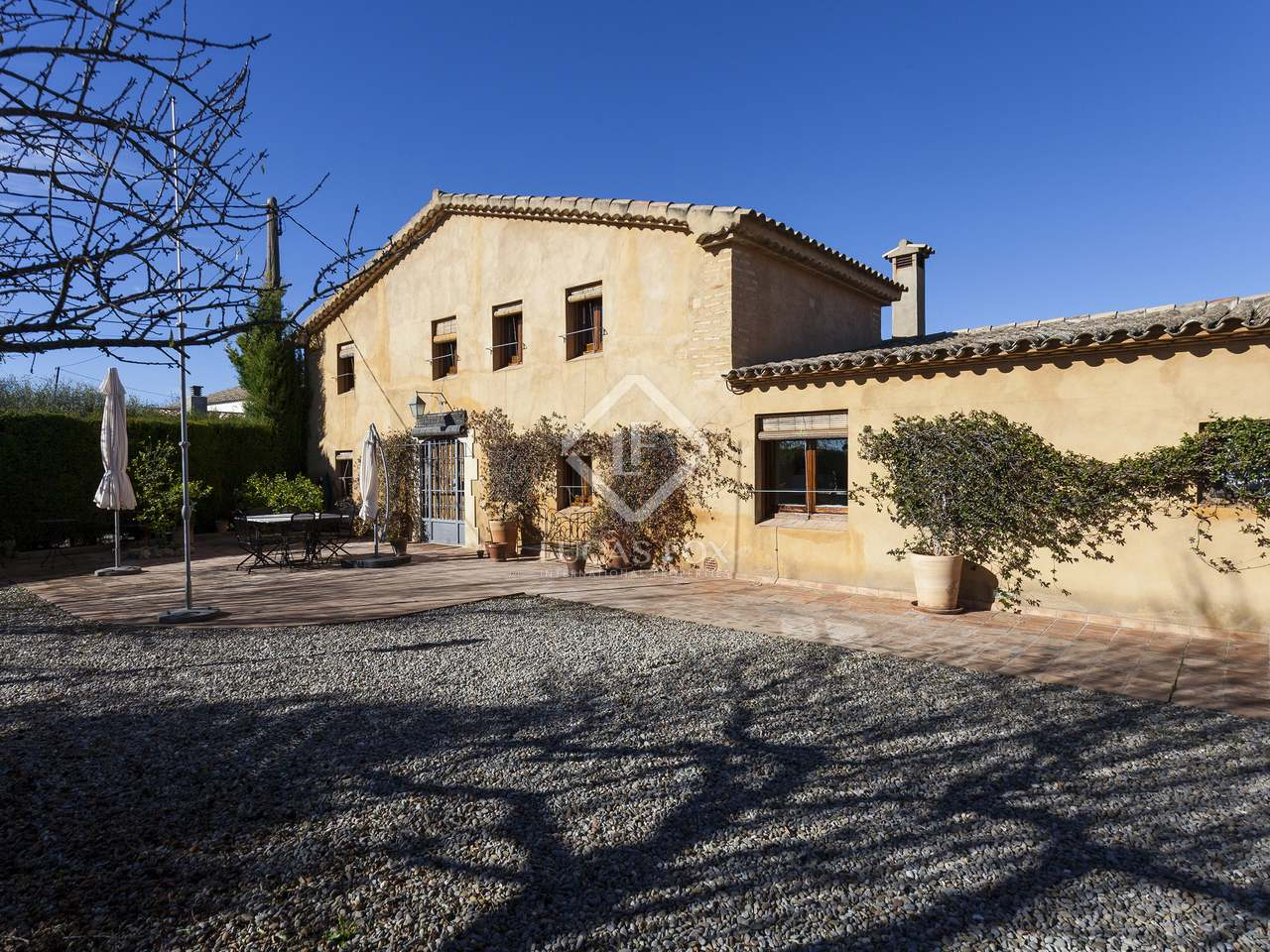440 m country house for sale in pened s sitges for Country mansion for sale