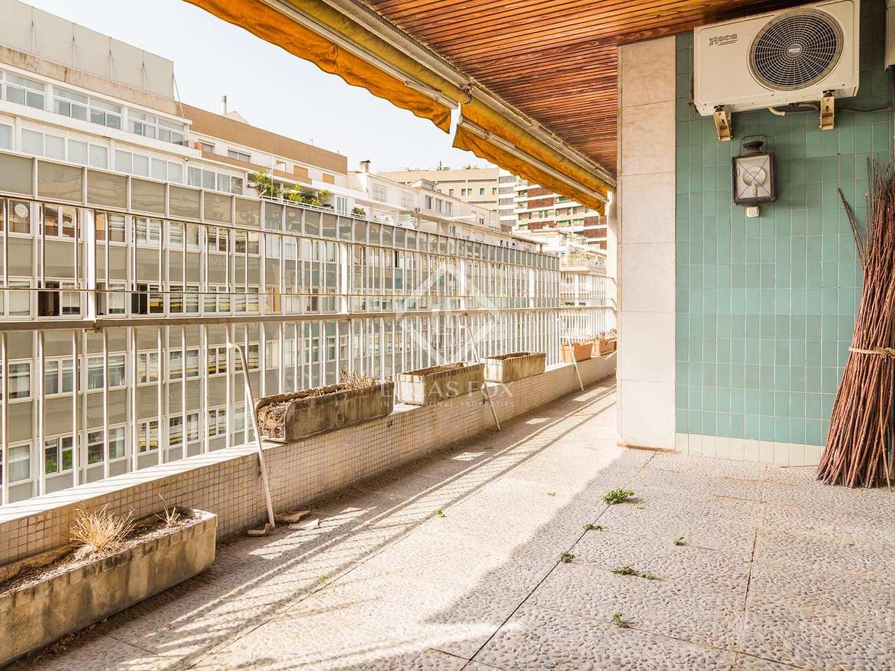Buy apartment with renovation potential zona alta barcelona - Zona alta barcelona ...