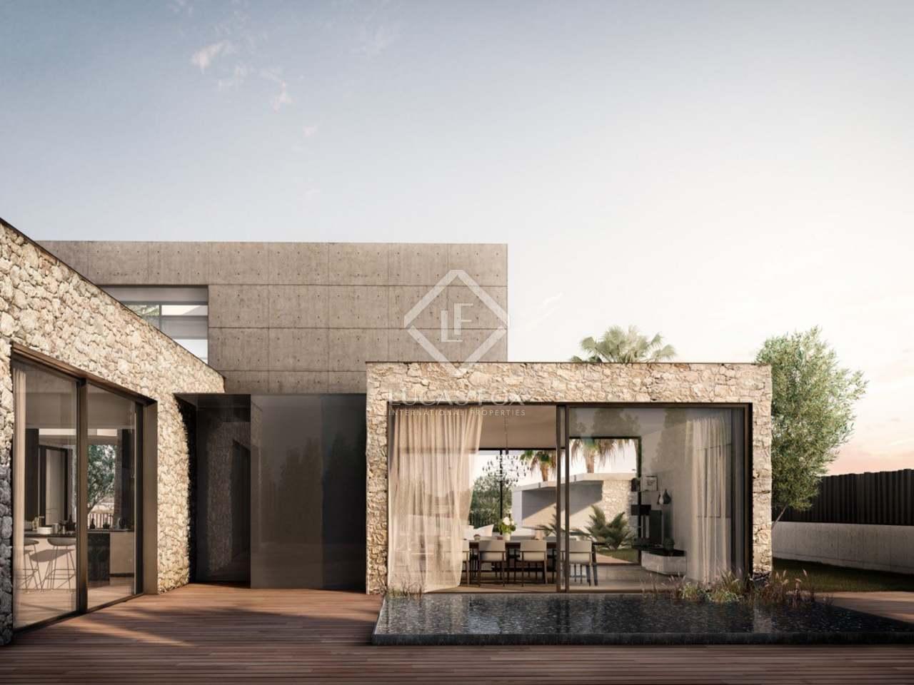 620m haus villa mit 200m terrasse zum verkauf in los monasterios. Black Bedroom Furniture Sets. Home Design Ideas