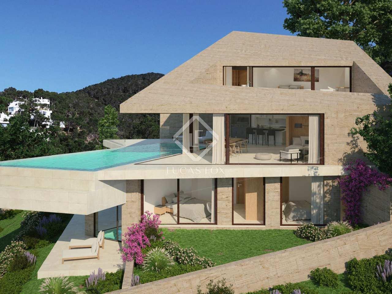363m haus villa zum verkauf in san jos ibiza. Black Bedroom Furniture Sets. Home Design Ideas