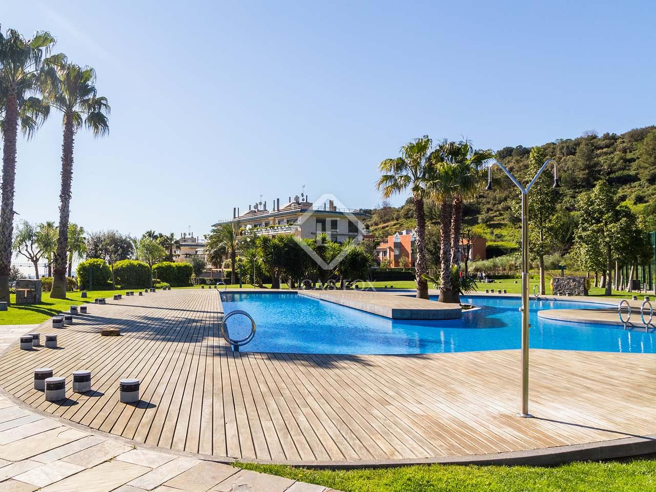 Appartement de 114m a louer sant gervasi la bonanova for Appartement a louer a barcelone avec piscine