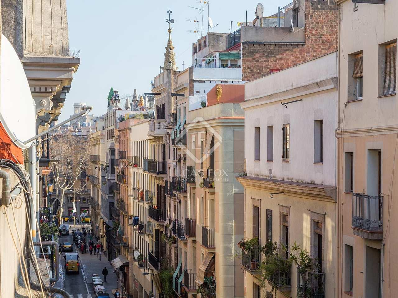 Apartamento de dise o en venta en el raval en el casco - Casco antiguo de barcelona ...