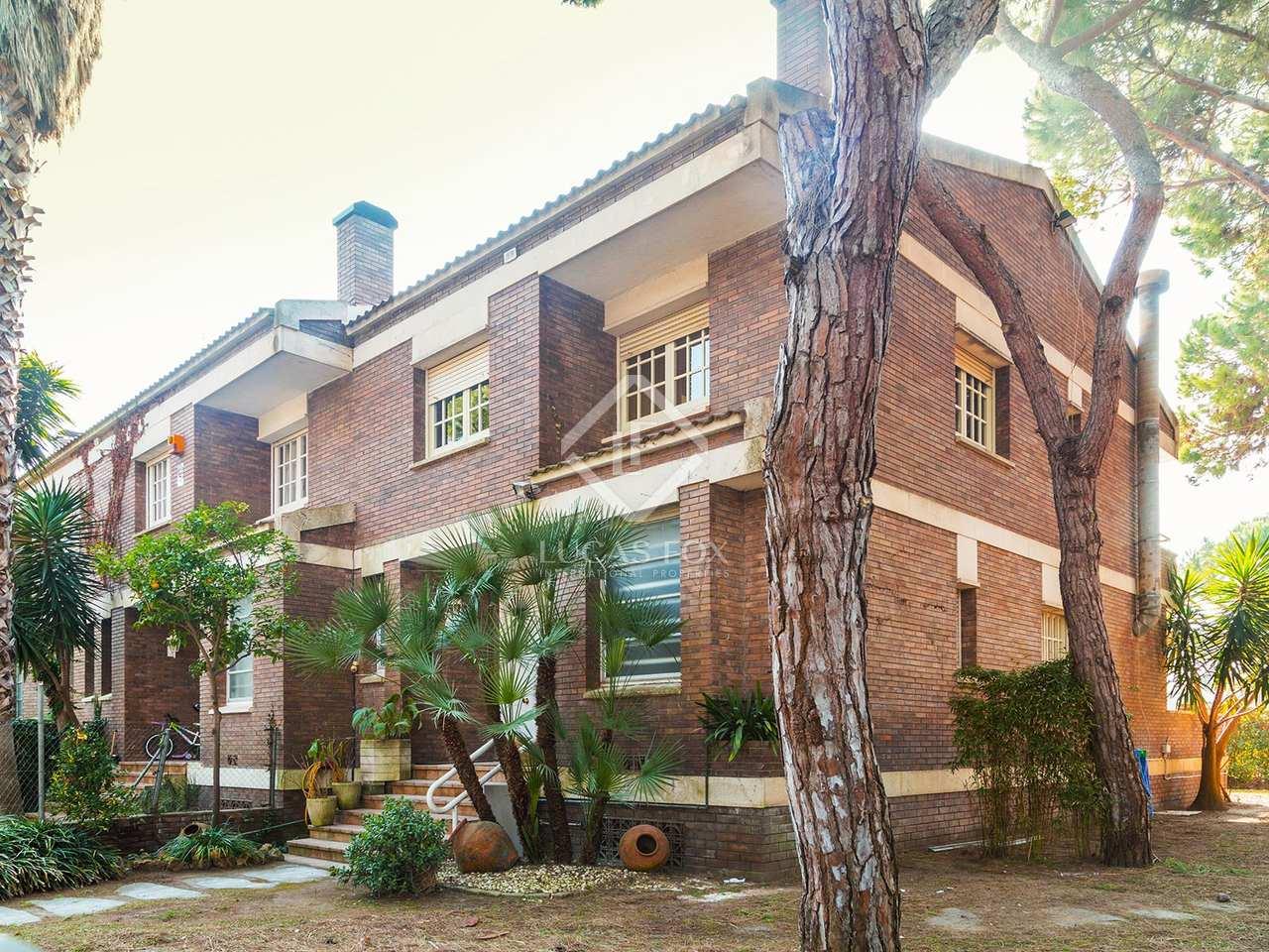 Casa en venta en castelldefels gav mar cerca de barcelona - Casas gava mar ...