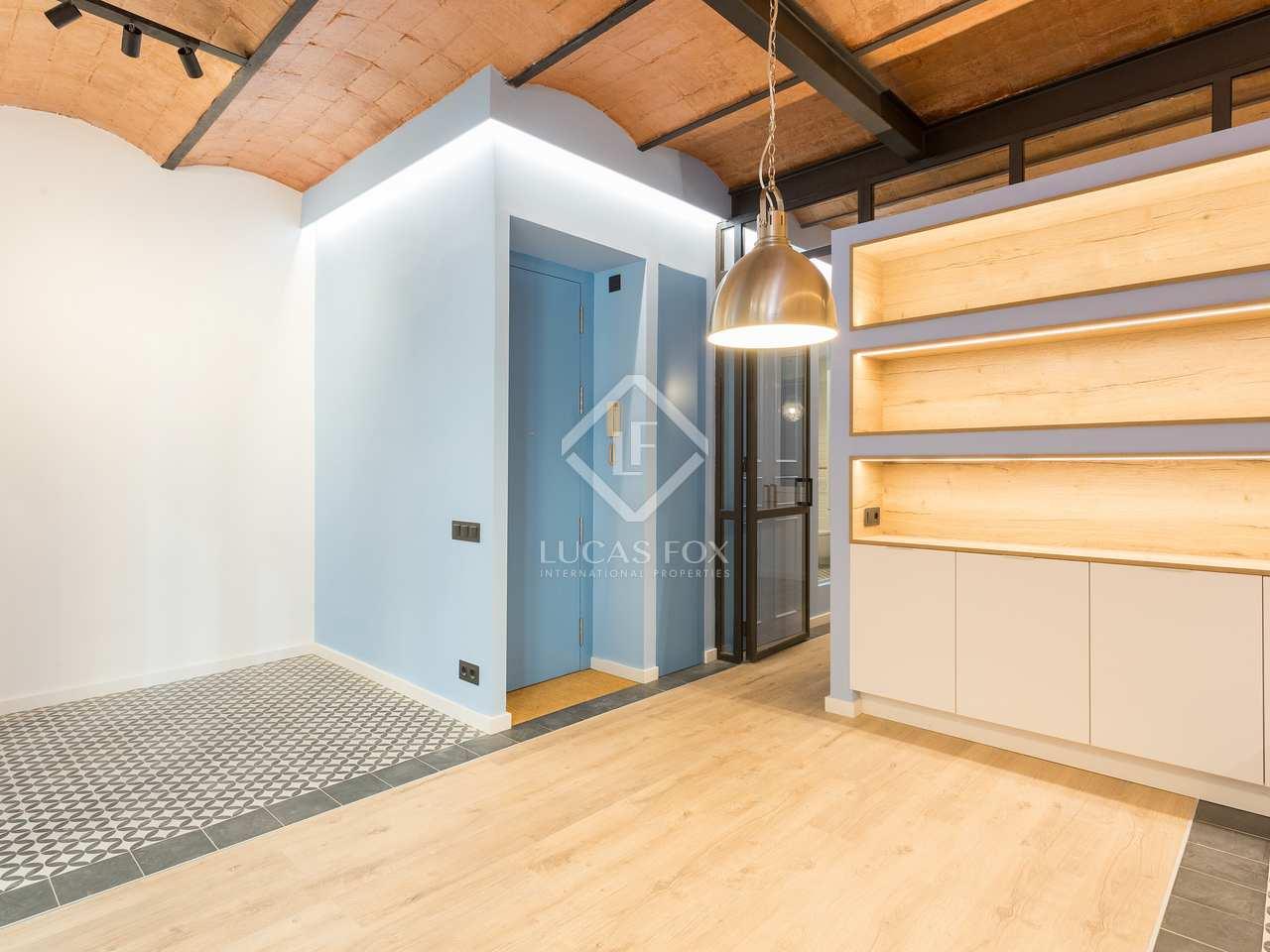 Piso de 43m en venta en barceloneta barcelona for Compartir piso barcelona