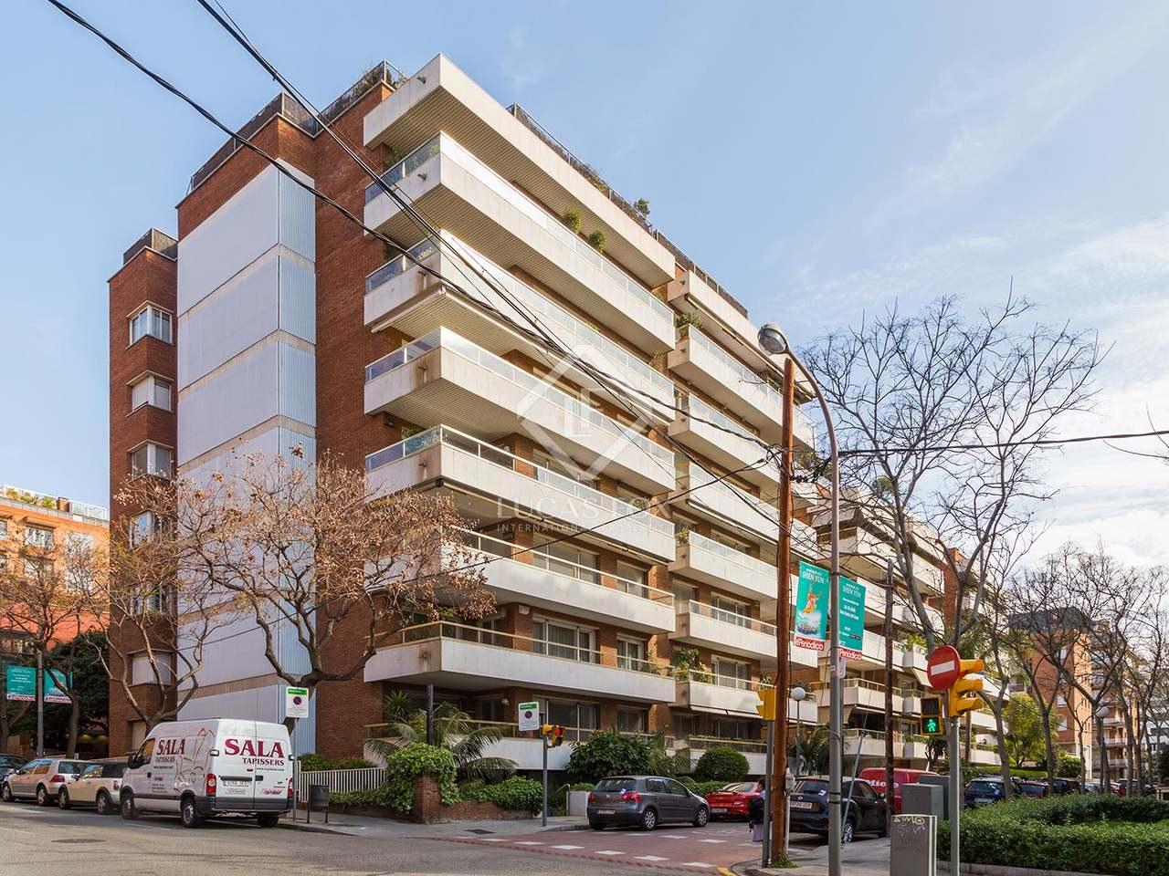 5 bedroom apartment for sale in la bonanova barcelona - Zona alta barcelona ...