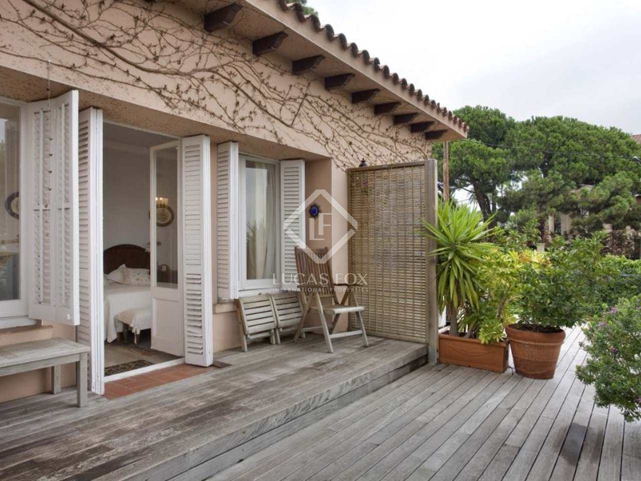 maison villa de 425m a vendre pedralbes barcelone. Black Bedroom Furniture Sets. Home Design Ideas