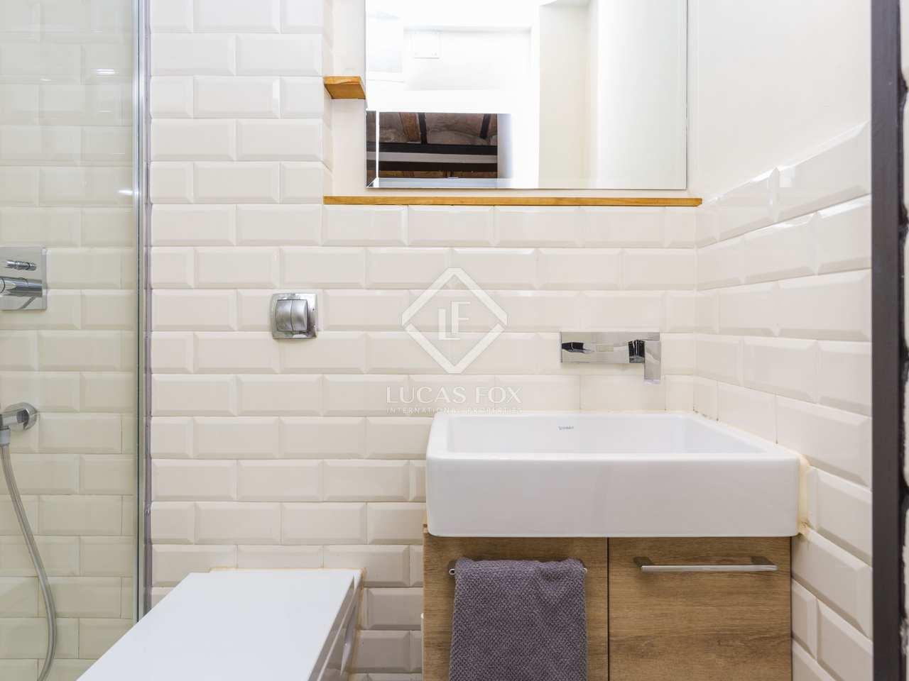 Appartement de 56m a vendre gr cia barcelone for Appartement piscine barcelone