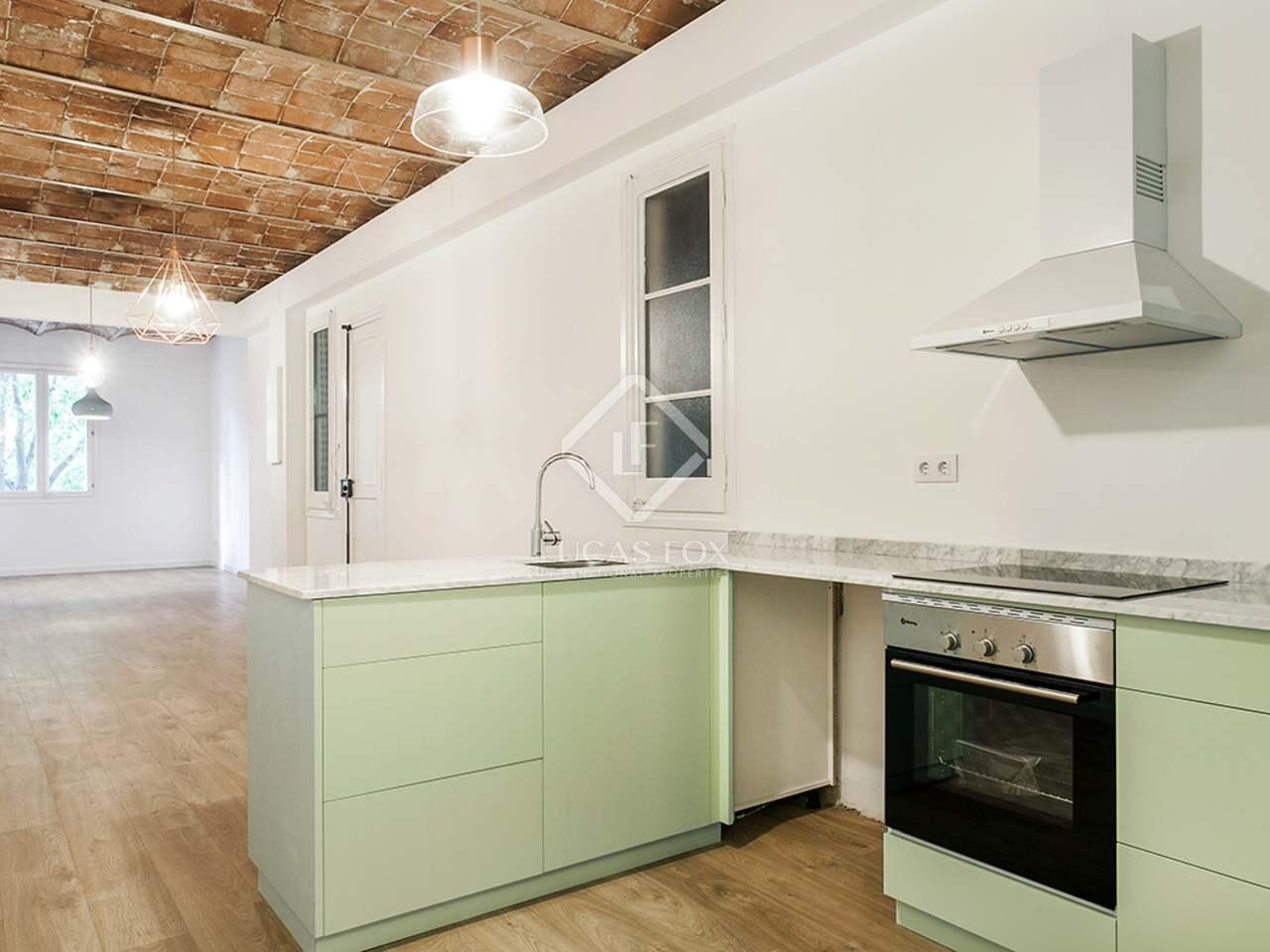 Appartement de 106m a vendre eixample gauche barcelone for Appartement avec piscine barcelone