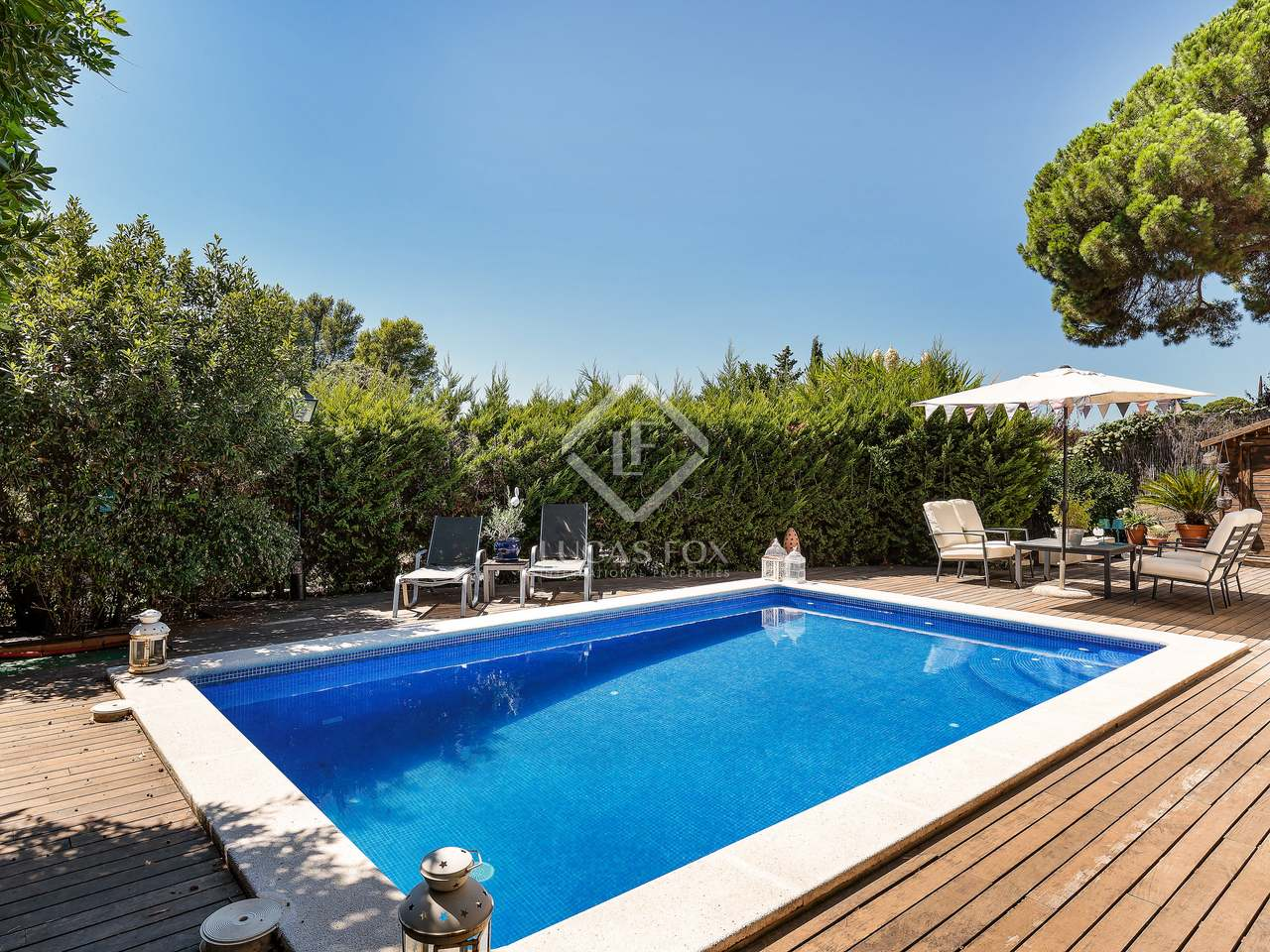 192 M Villa With 535 M Garden For Sale In Sant Cugat # Muebles Jardin Sant Cugat