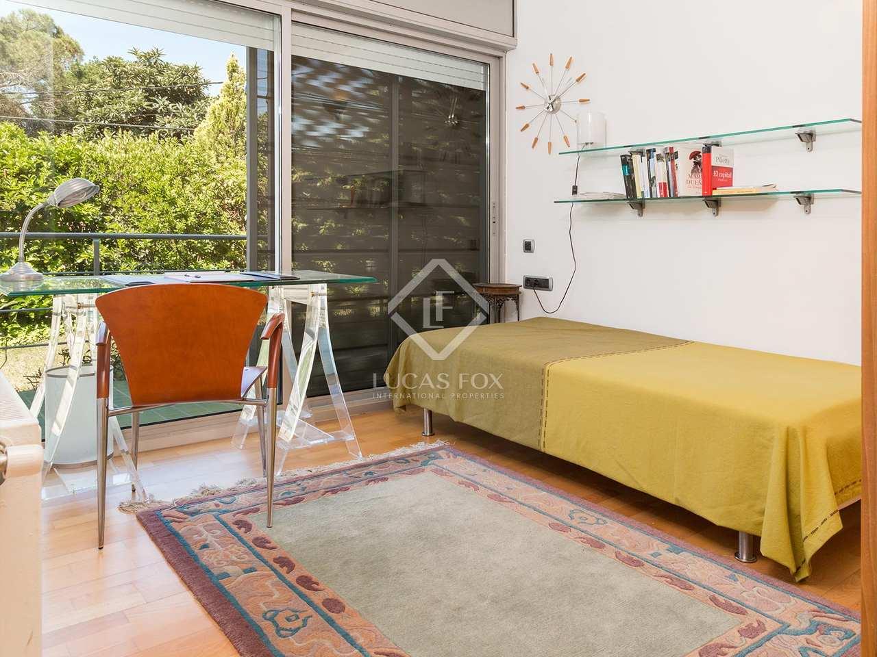 Casa en alquiler en valldoreix sant cugat barcelona espa a for Alquiler casa jardin barcelona