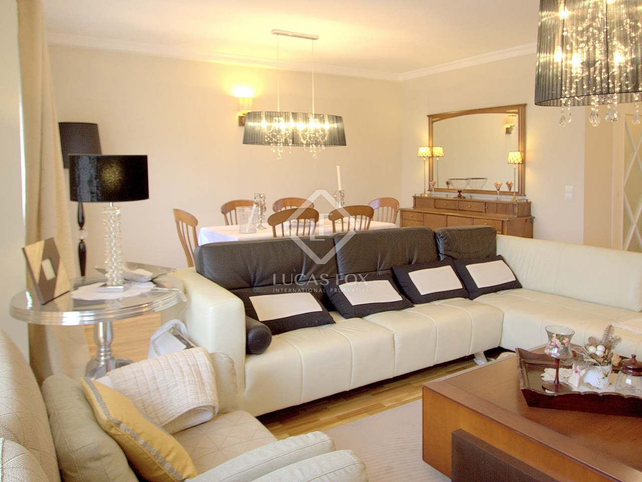 Appartement chic en vente dans le quartier de l 39 eixample - Belle maison valencia tucson fratantoni design ...