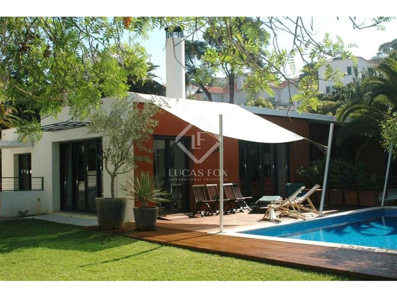 305m haus villa zum verkauf in cascais und estoril. Black Bedroom Furniture Sets. Home Design Ideas