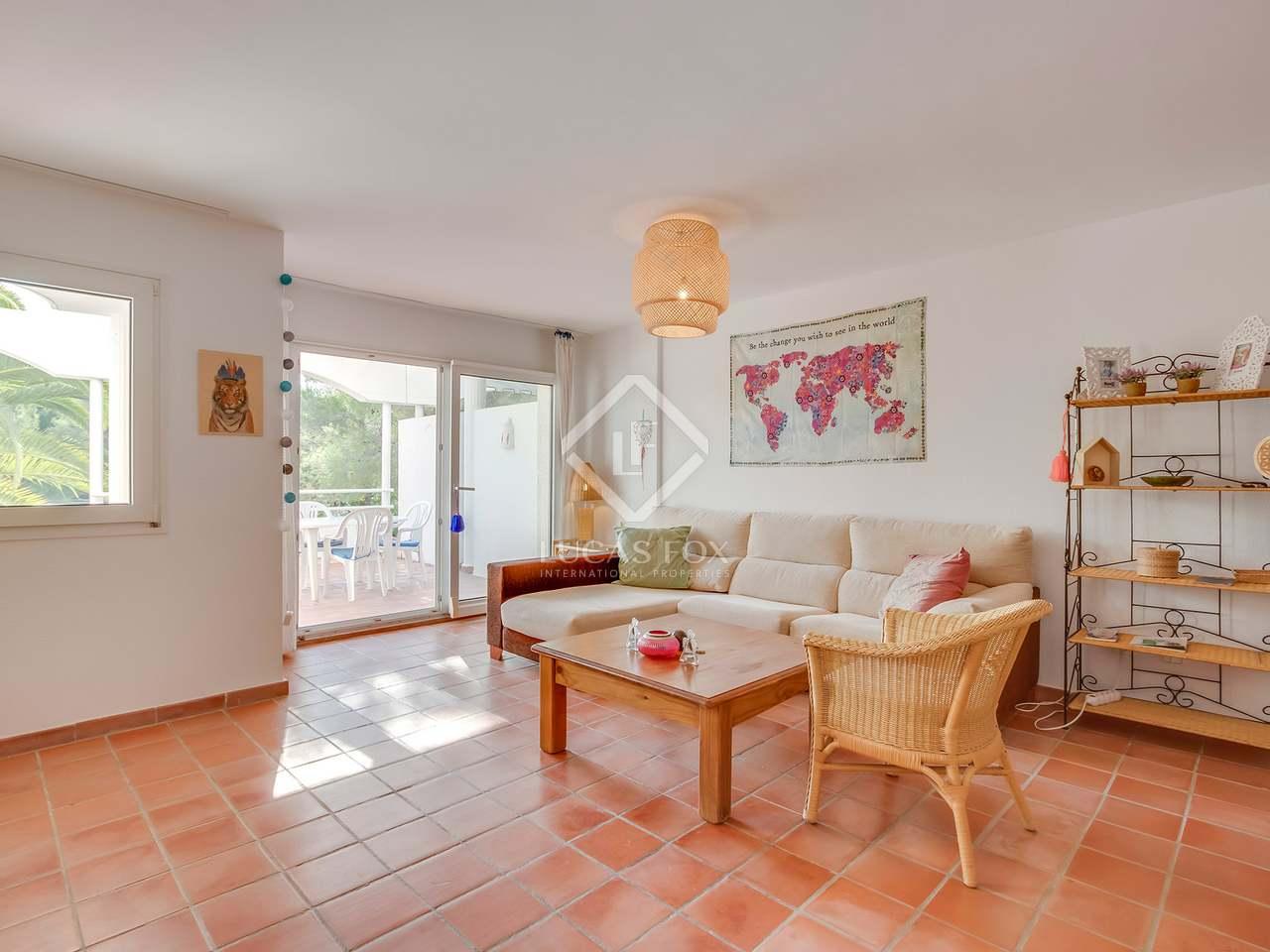 84m u00b2 Lägenhet med 19m u00b2 terrass till salu i Santa Eulalia