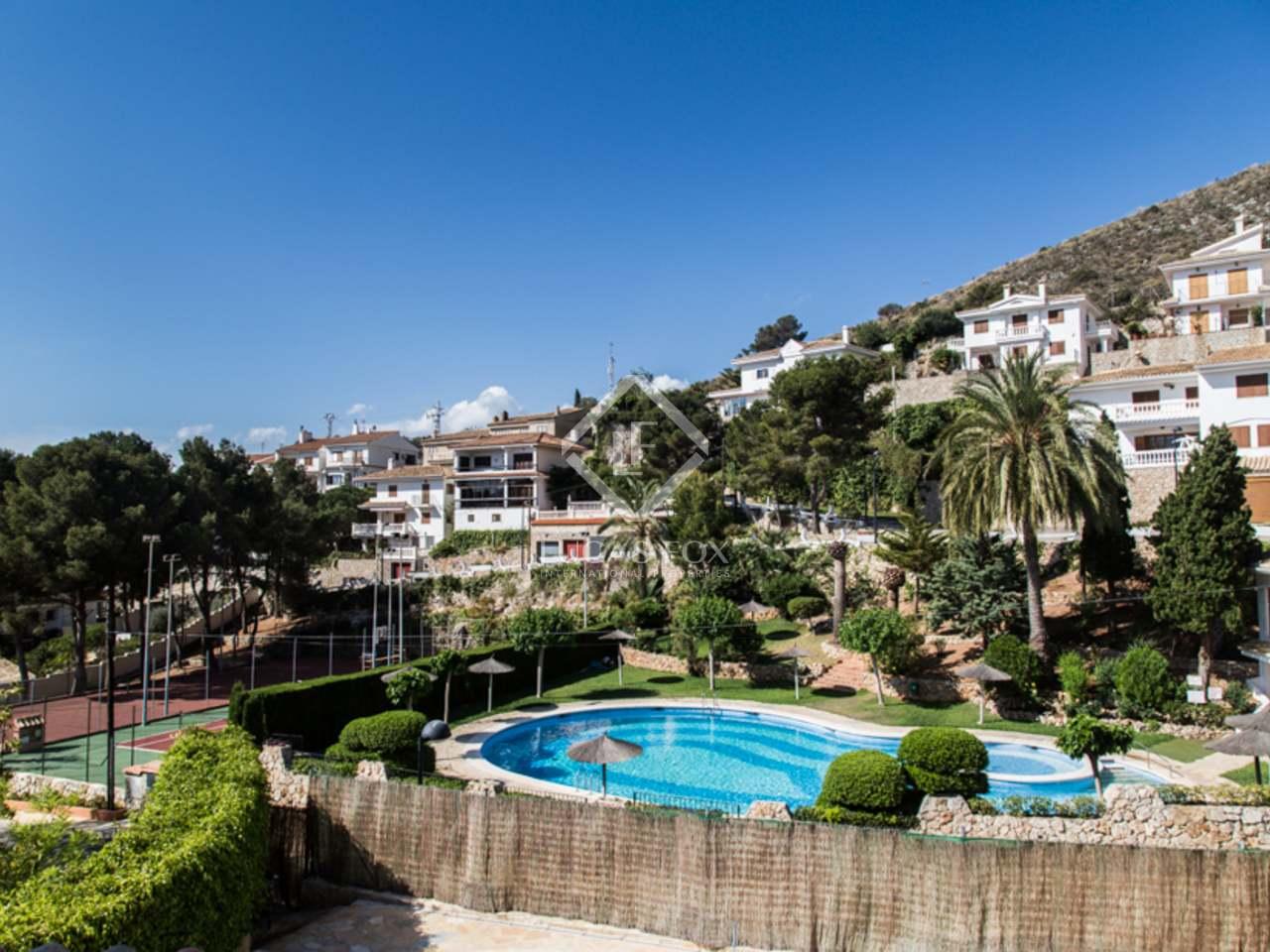 Villa en venta en una urbanizaci n de cullera valencia for Villas valencia