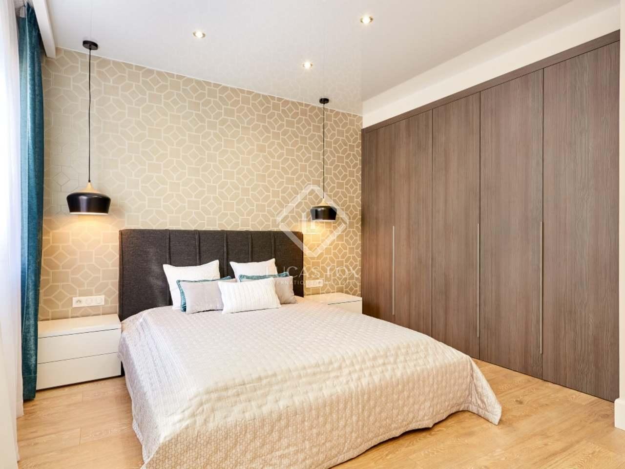 Appartement de 140m a vendre eixample gauche avec 8m for Chambre fabulous w barcelone
