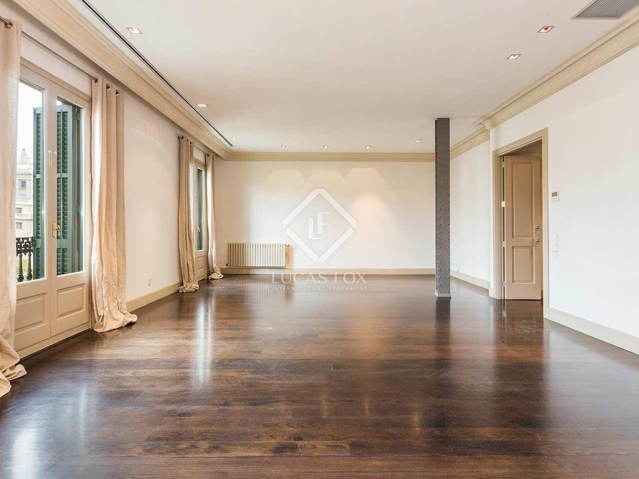 Appartement de 211m a vendre eixample droite barcelone for Appartement avec piscine barcelone