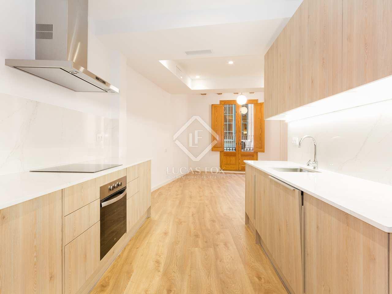 Apartamento de 87m en venta en el casco antiguo de barcelona - Casco antiguo de barcelona ...