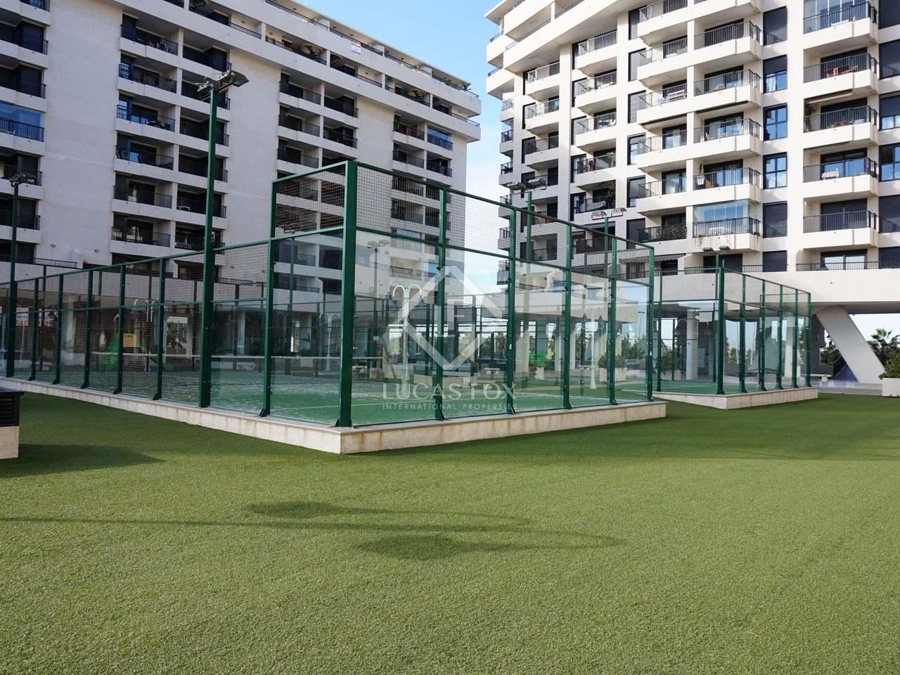 Apartamento en venta en playa de la patacona valencia for Piscina patacona