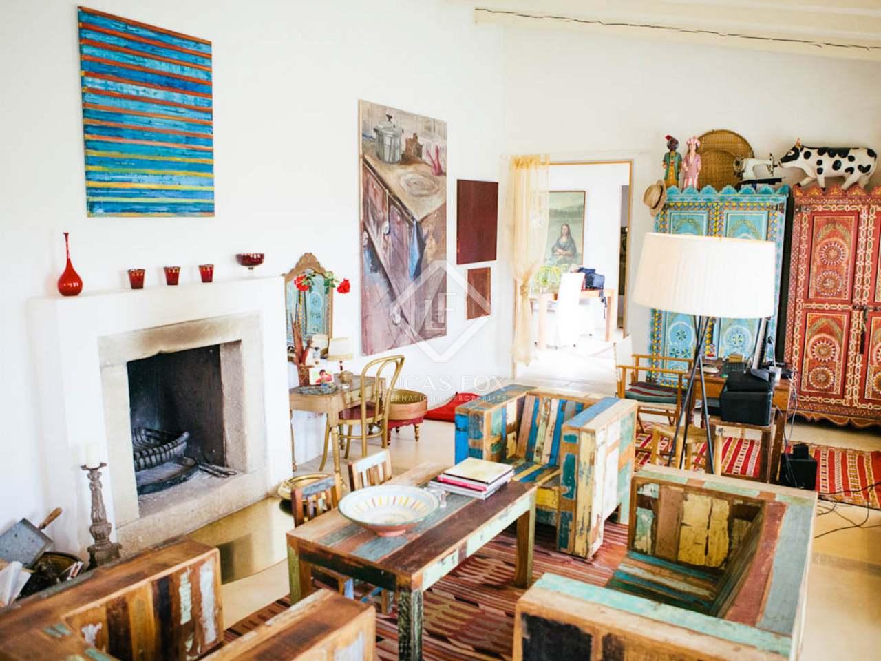 maison de campagne en vente art au nord est de majorque. Black Bedroom Furniture Sets. Home Design Ideas