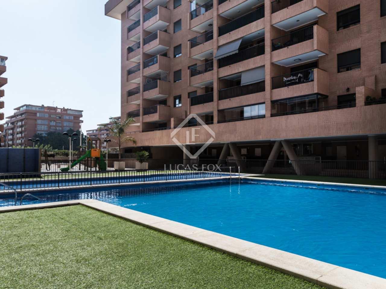 Apartamento en venta en la costa de valencia for Piscina patacona