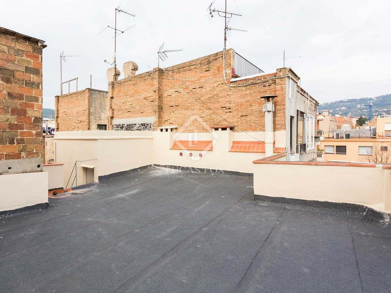 Appartement de 160m a vendre sarri avec 70m de jardin for Appartement avec piscine barcelone