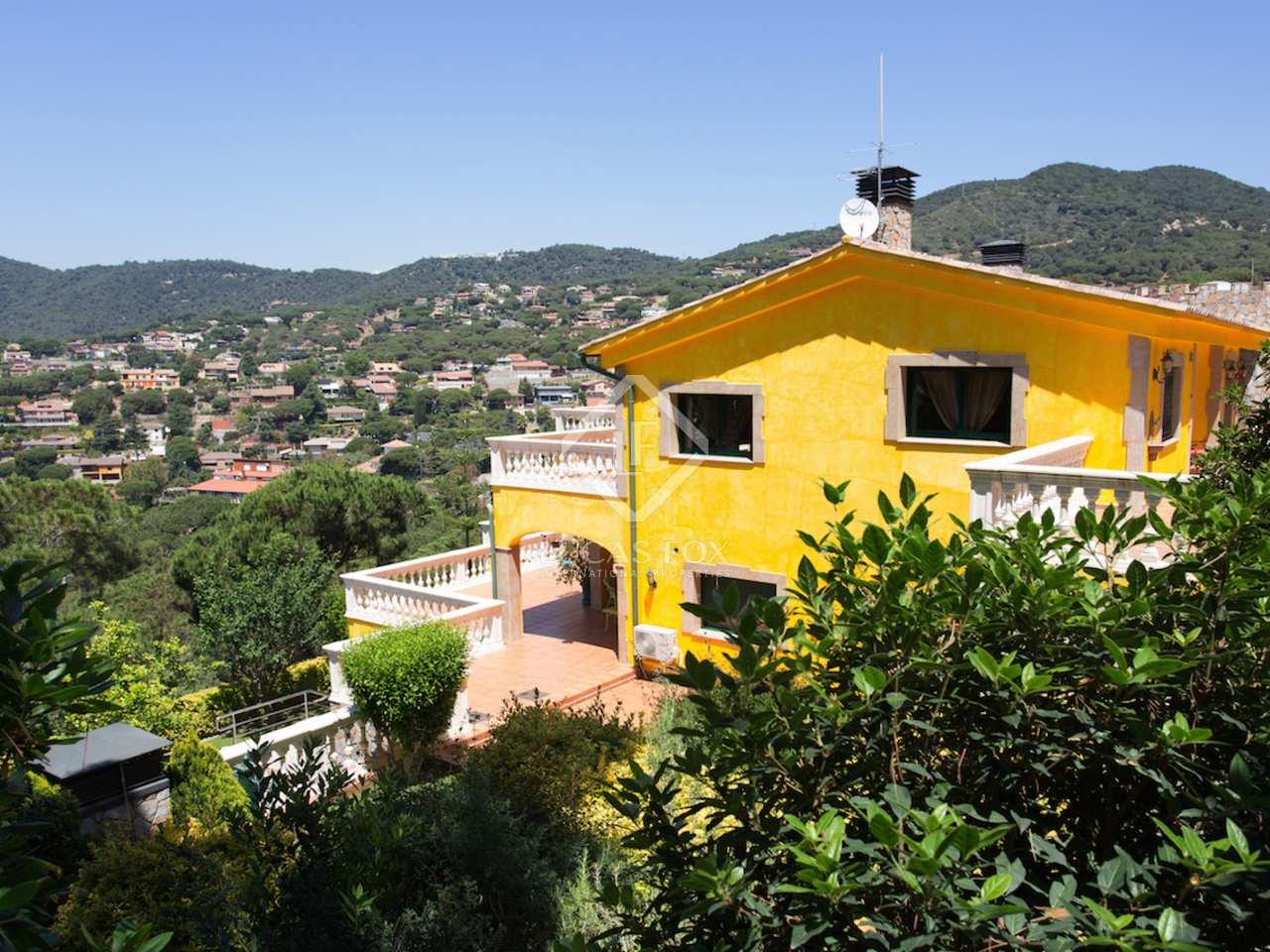 750m haus villa zum verkauf in cabrils maresme for Verkauf haus