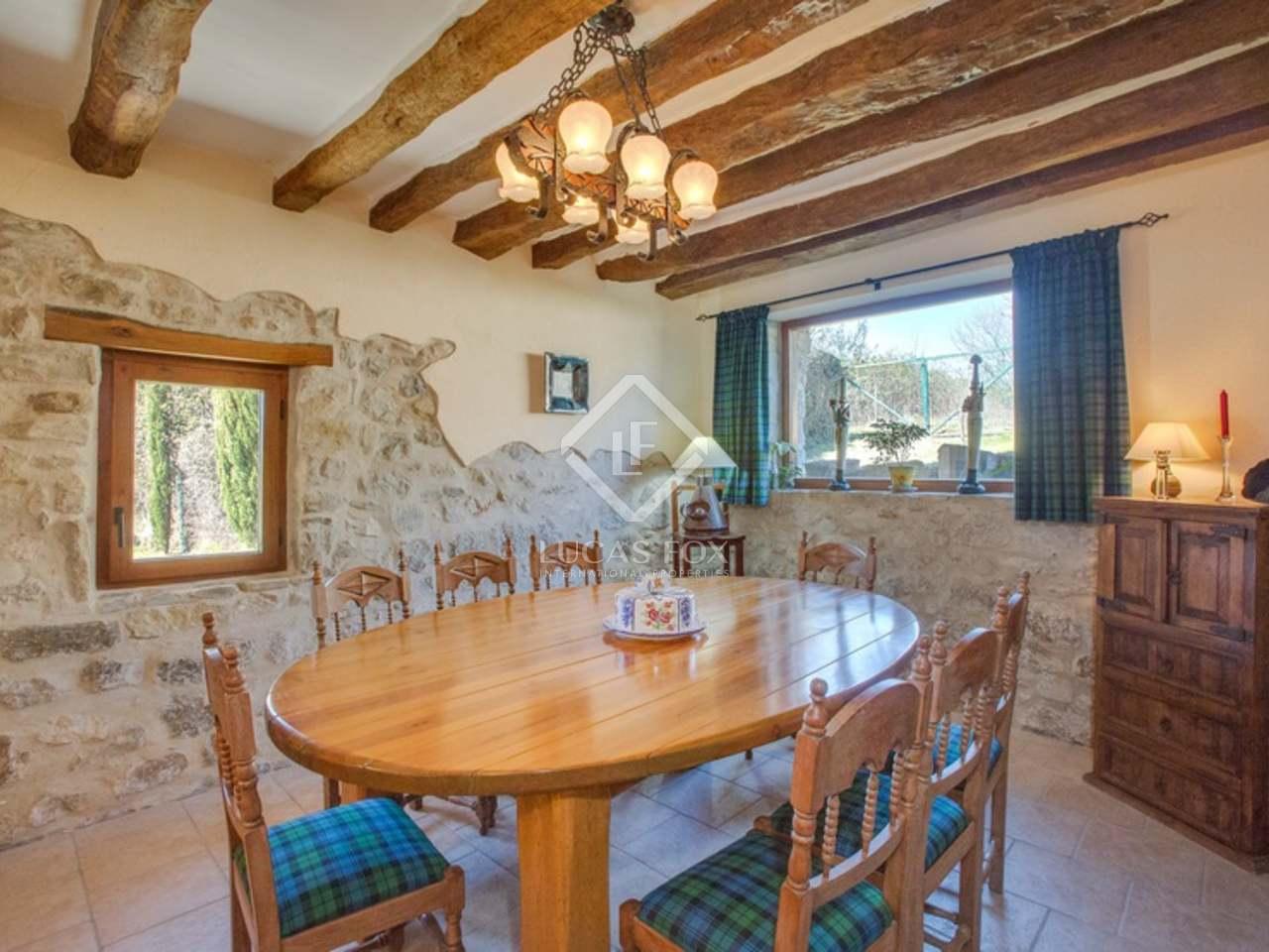 Casa rural en venta en la provincia de girona - Comprar casa rural ...