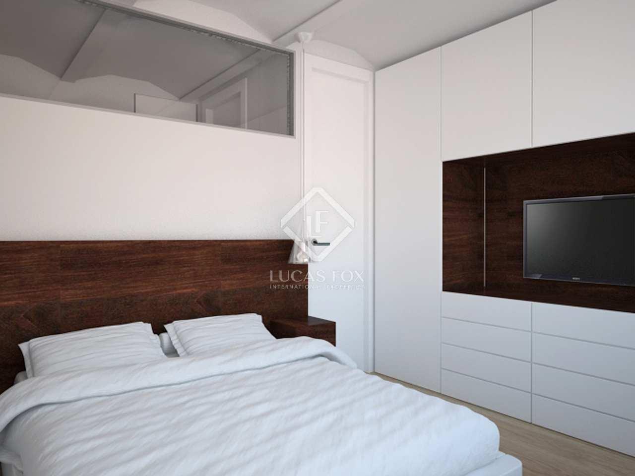 Apartamento renovado en venta en la calle casp - Calle casp barcelona ...