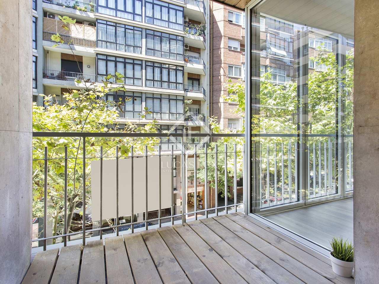 Beautiful 2 bedroom apartment for sale in sant gervasi - Zona alta barcelona ...