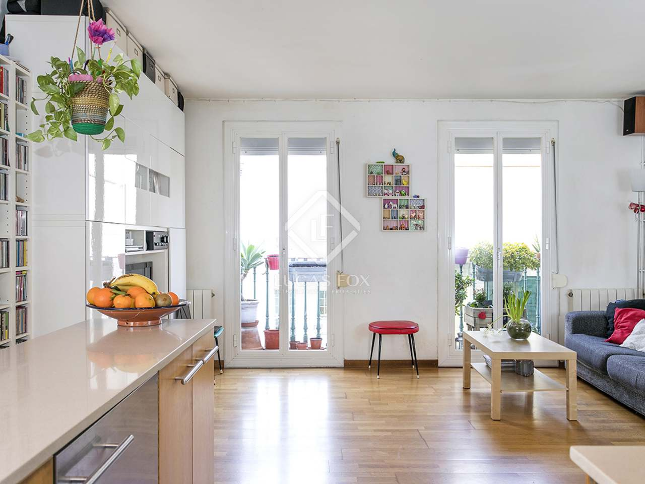 Appartement de 70m a vendre el born barcelone for Chambre fabulous w barcelone
