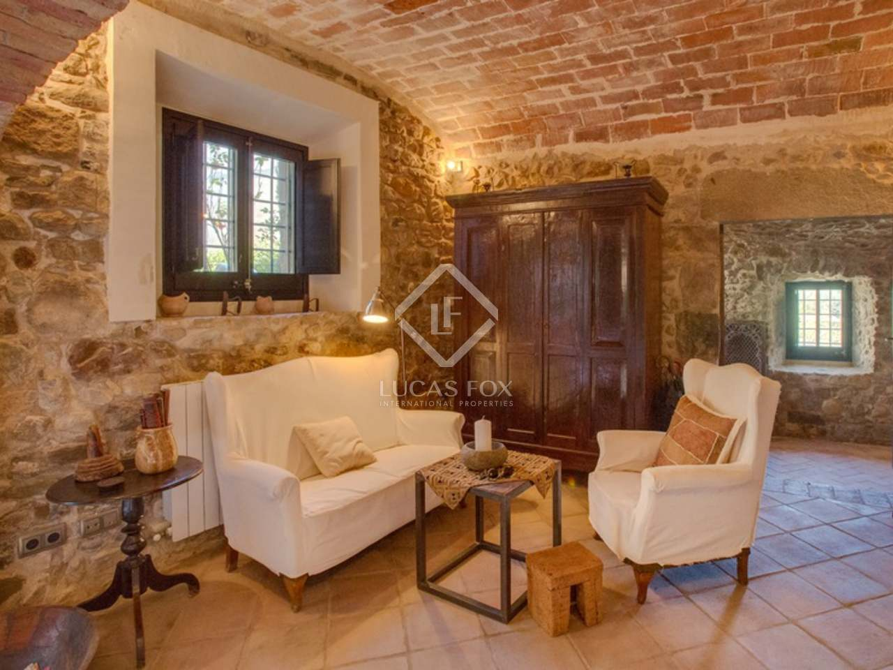Casa rural nica en venta en el baix empord - Comprar casa rural ...