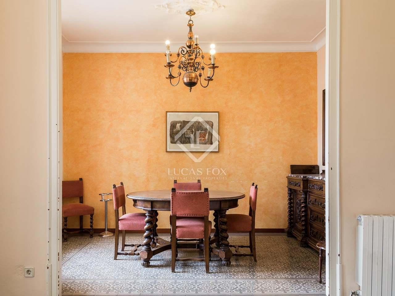 Appartement moderniste avec terrasse en vente dans le quartier gothique de ba - Acheter appartement a barcelone ...