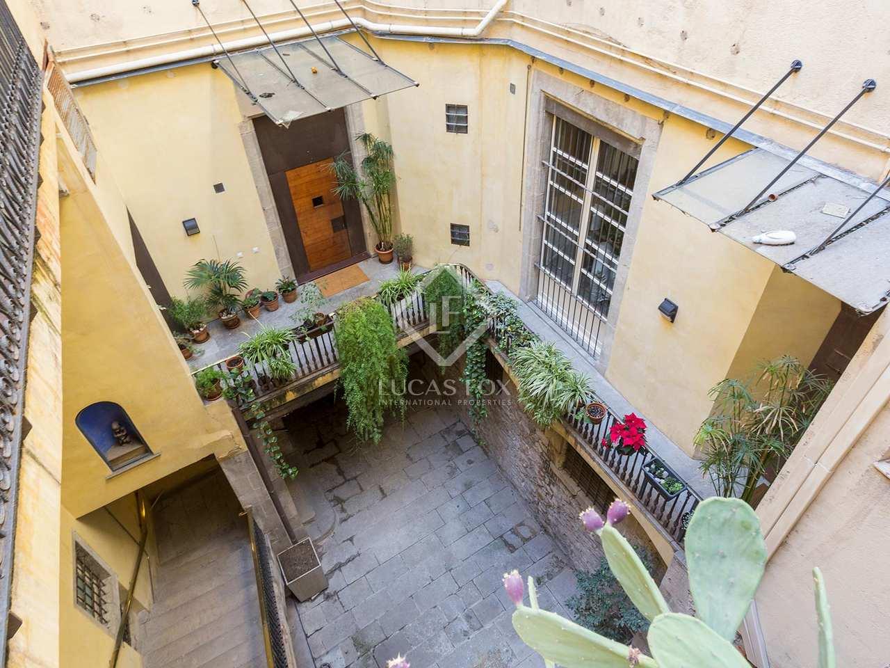 Appartement de 126m a vendre el born barcelone - Acheter appartement a barcelone ...