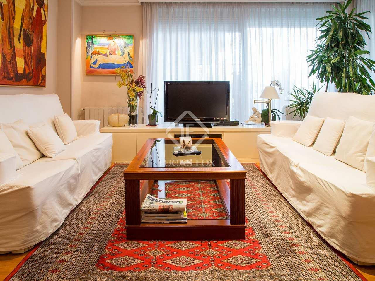 Apartamento con terraza en venta en tres torres barcelona - Precio toldos terraza barcelona ...