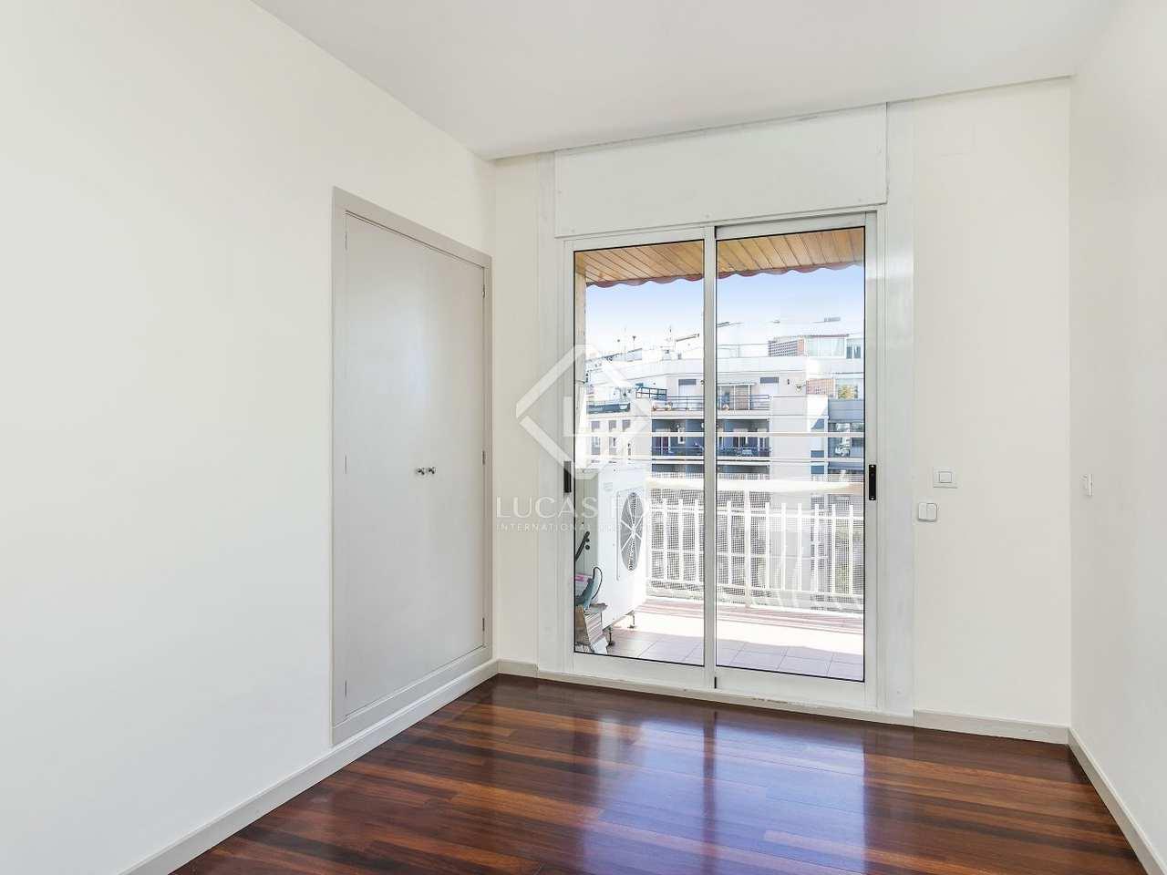 Apartamento de 120m en alquiler en el eixample derecho for Alquiler de dormitorios