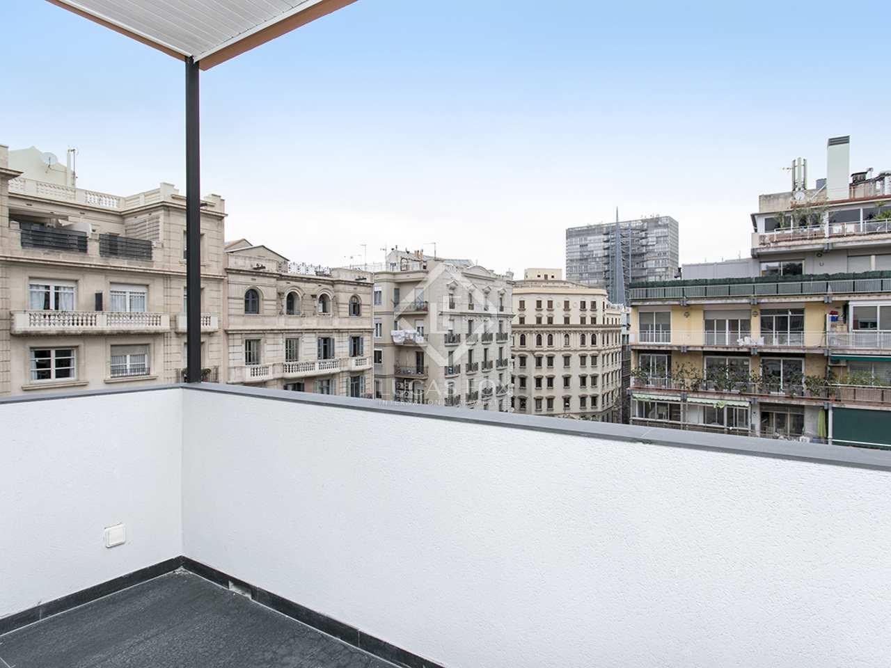 Appartement de 126m a vendre sant gervasi galvany for Appartement barcelone piscine