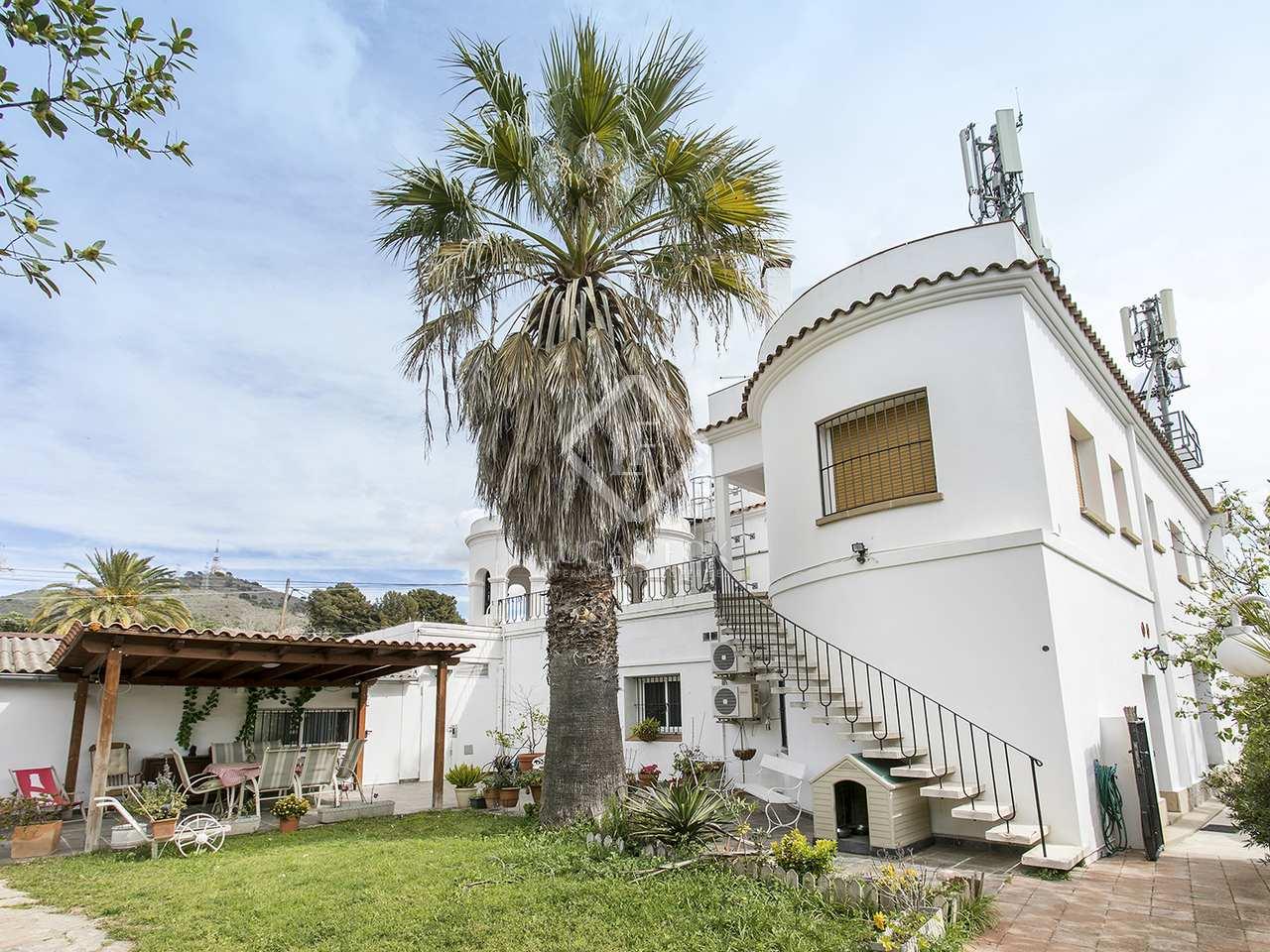 maison villa de 305m a louer esplugues barcelone. Black Bedroom Furniture Sets. Home Design Ideas
