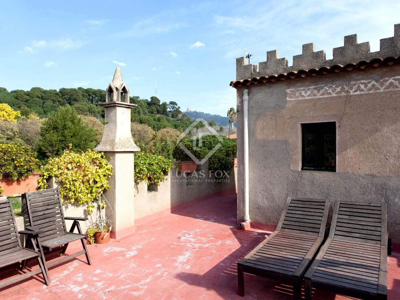 Luxury property for sale in pedralbes barcelona zona alta - Zona alta barcelona ...