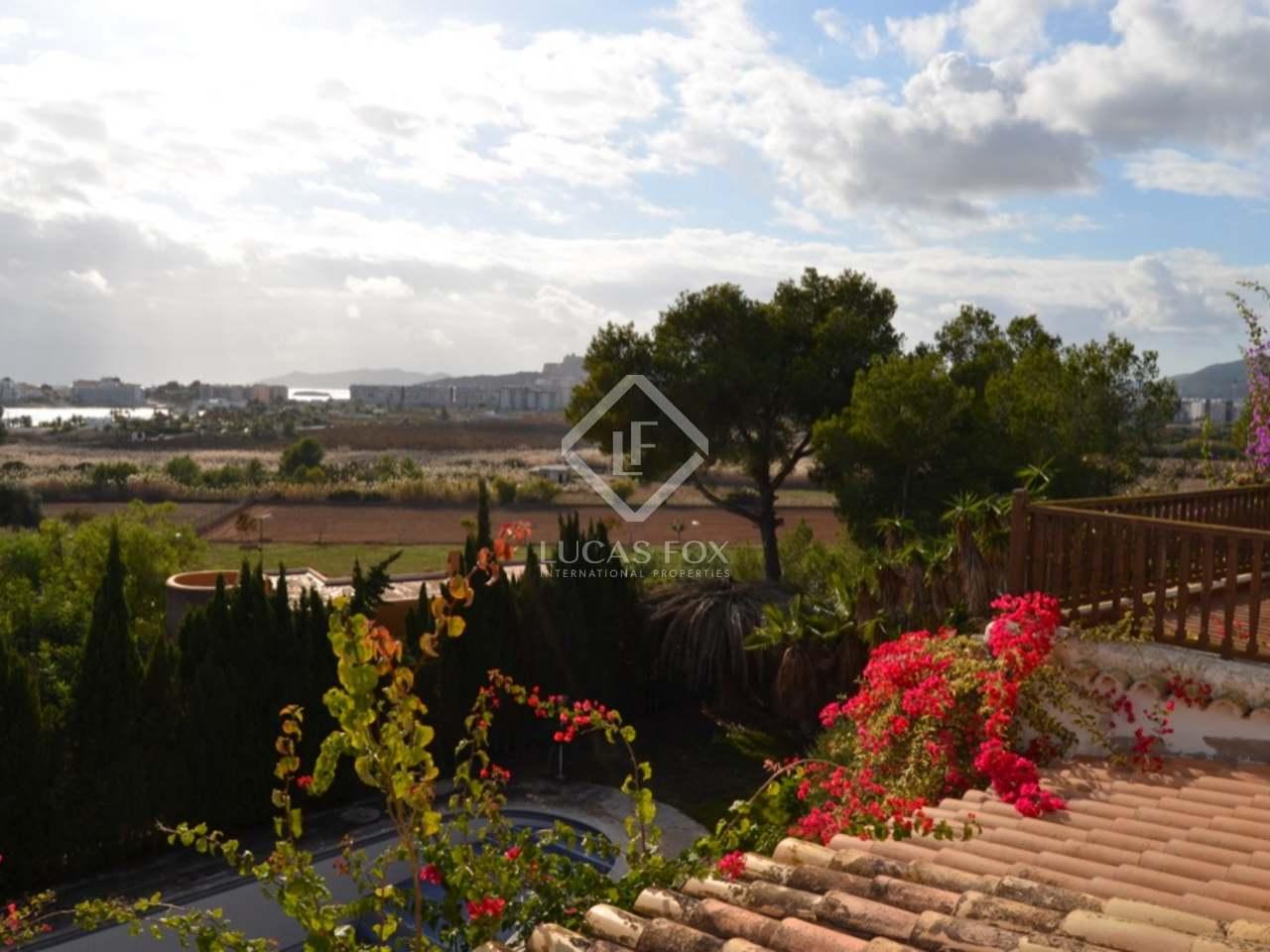 Villa for sale close to Talamanca beach, Ibiza town